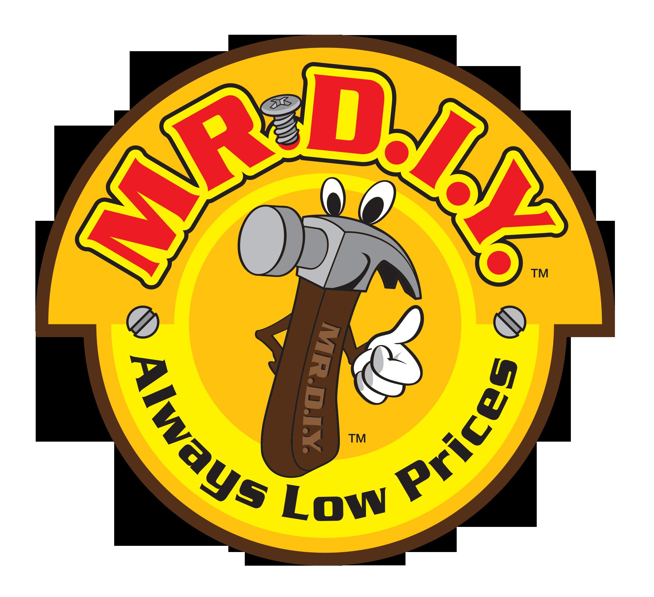 Mr Diy Lolipop Master Logo O Mr D I Y Blog