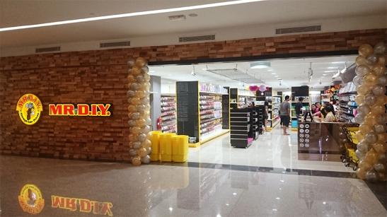 Permaisuri Imperial City Mall, Miri!