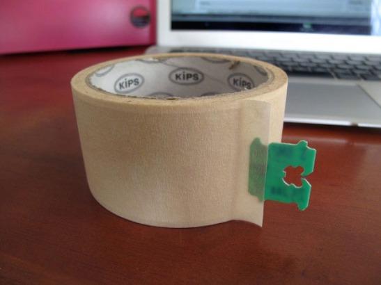 4. Tape marker