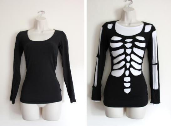 Scary-last-minute-DIY-halloween-costumes