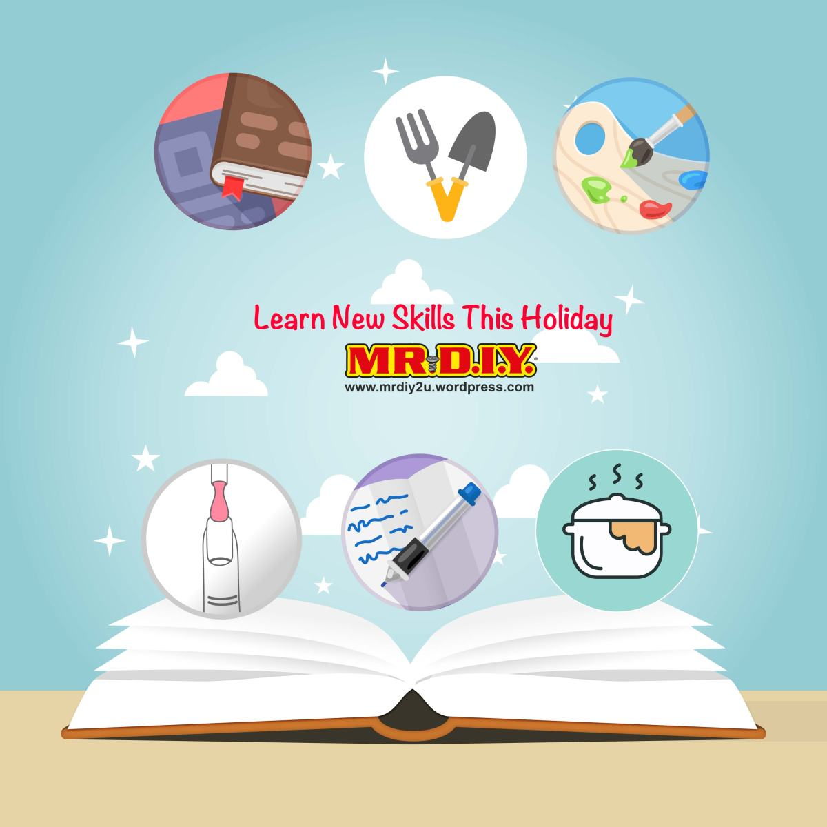 learn new skills this holiday mr d i y blog