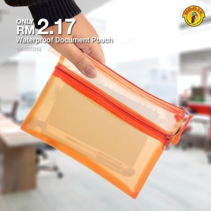 MR.DIY Malaysia Waterproof Pouch
