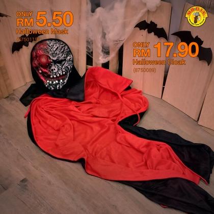 Mask and Cloak