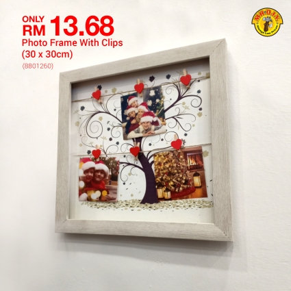 MR.DIY Malaysia Photo Frame