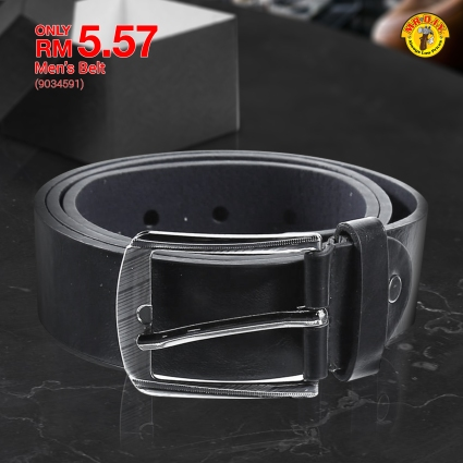 MR.DIY Malaysia Men Belt
