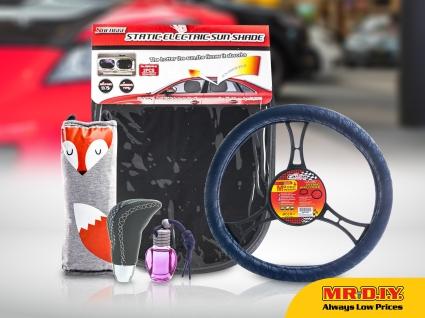 MR.DIY Malaysia Car Products