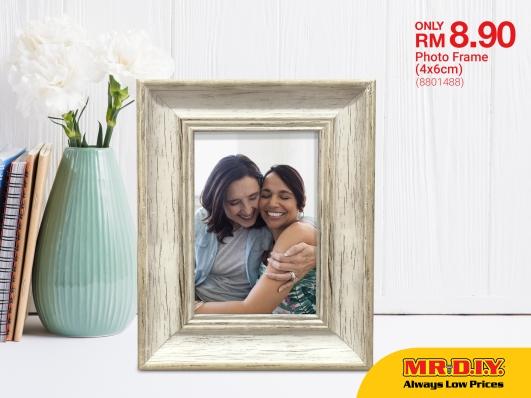 MR.DIY Malaysia Photo Frame