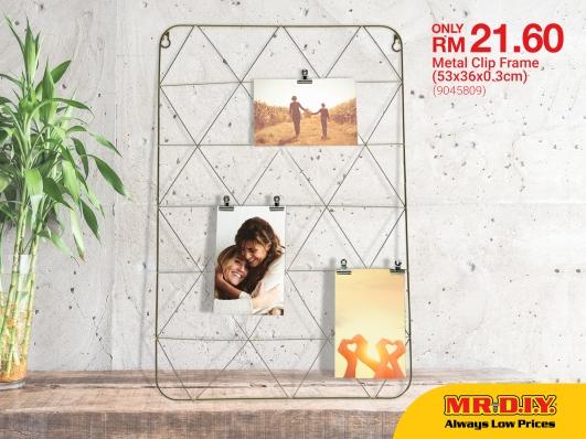 MR.DIY Malaysia Wire Frame