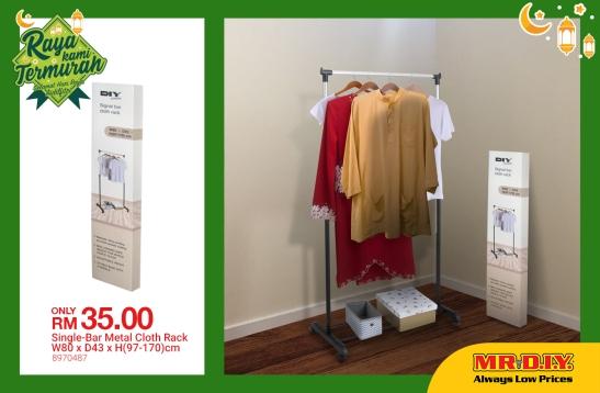 MR.DIY Malaysia Cloth Rack