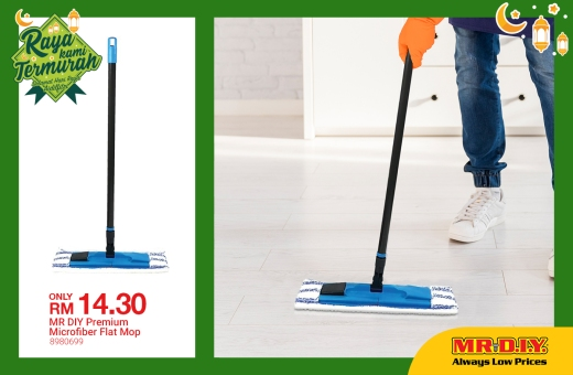 MR.DIY Microfiber Mop Malaysia