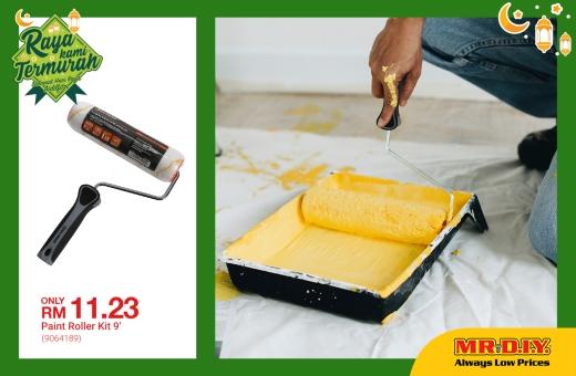 MR.DIY Paint Roller Malaysia