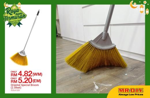 MR.DIY Broom Malaysia